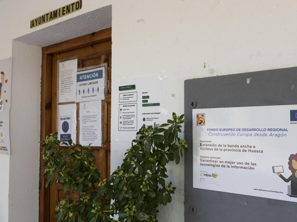Hogares, empresas e instituciones de la provincia de Huesca mejoran su conectividad a Internet