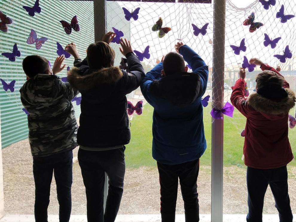 El vuelo de las mariposas... un símbolo contra la Violencia de Género