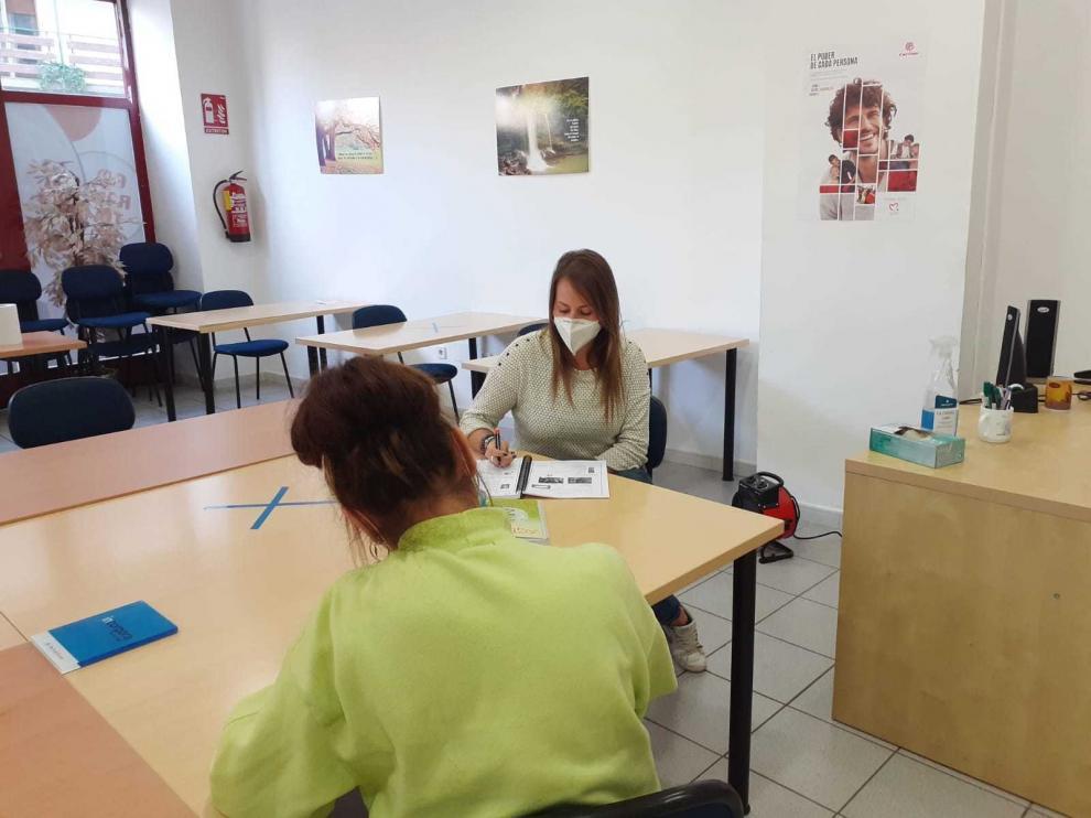 Cáritas aumenta en un 45 % su presupuesto para ayudas en Huesca