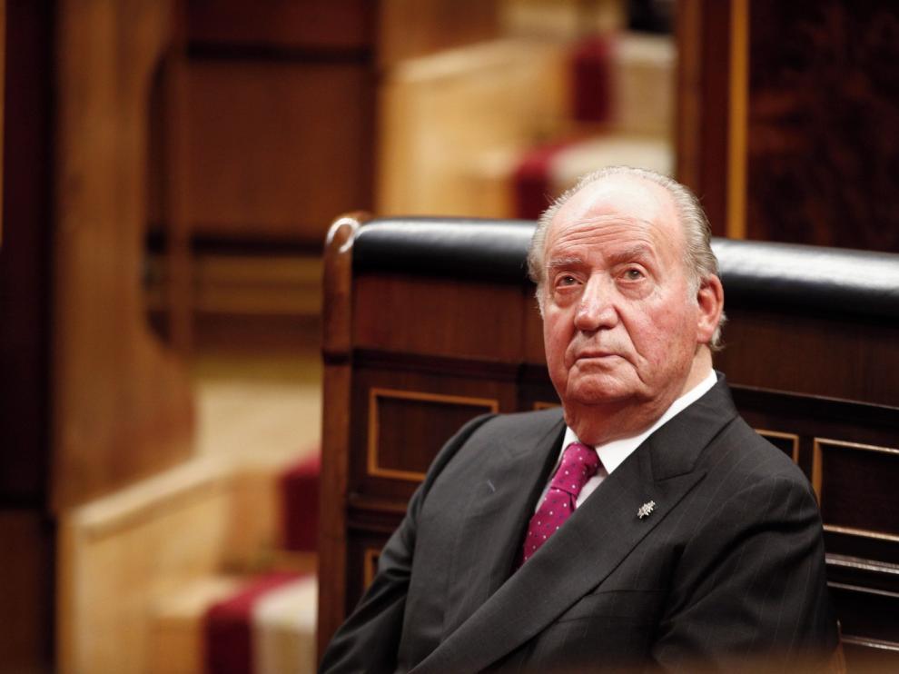 El Gobierno desconoce si el rey Juan Carlos viajará a España
