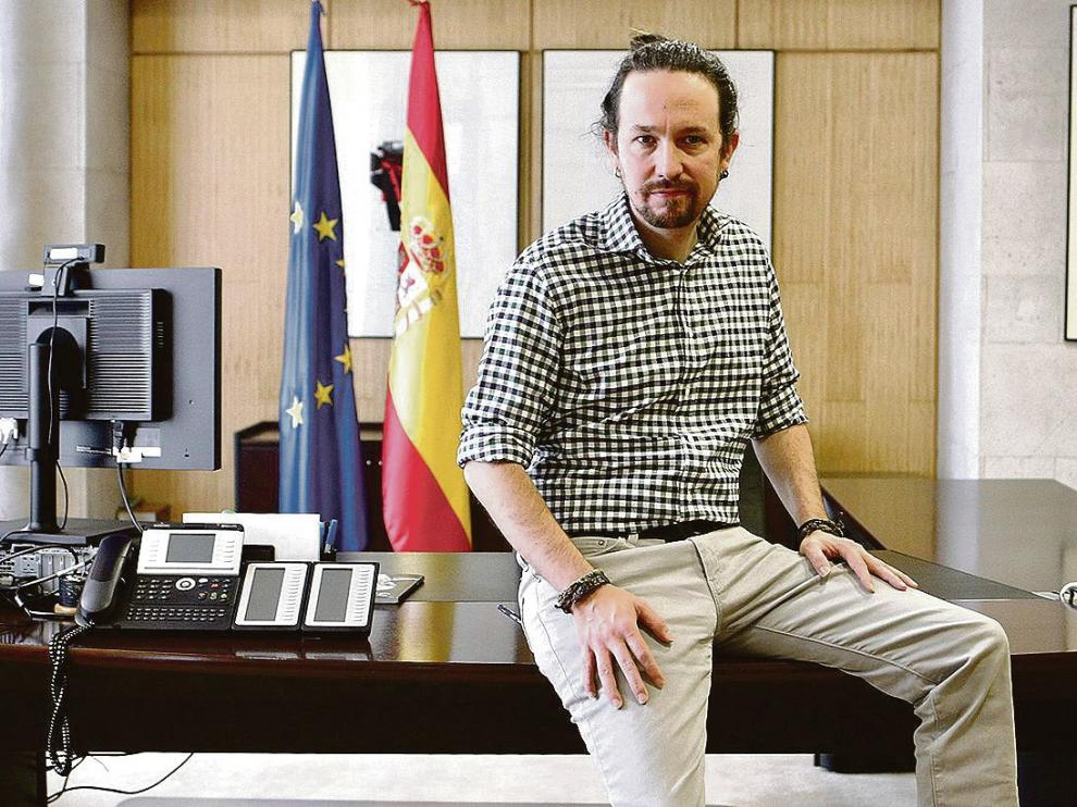 """Pablo Iglesias: """"Hay tiras y aflojas, la garantía de que se cumple el acuerdo de legislatura"""""""
