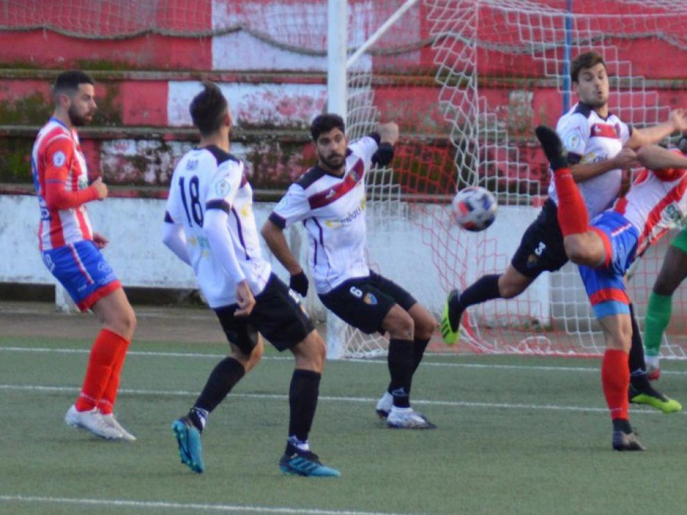 El Monzón suma un buen punto después de tutear al Teruel