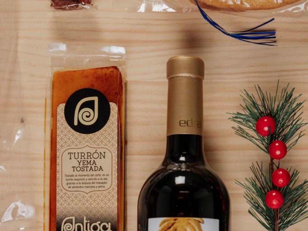 La nueva edición de Saboreando apoya en Navidad los productos de La Hoya