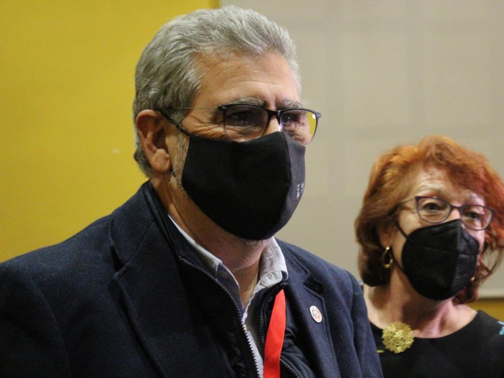 José Antonio Mayoral gana las Elecciones de rector de la Universidad de Zaragoza
