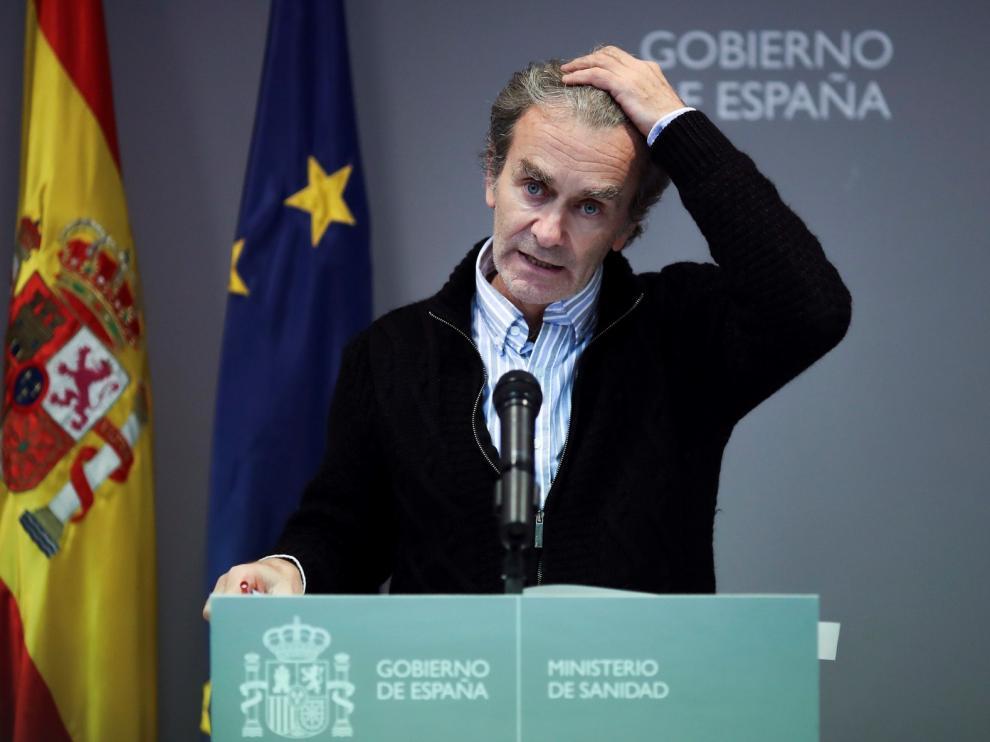 España tiene ya la menor incidencia en la UE pero Simón dice que no hay que bajar la guardia