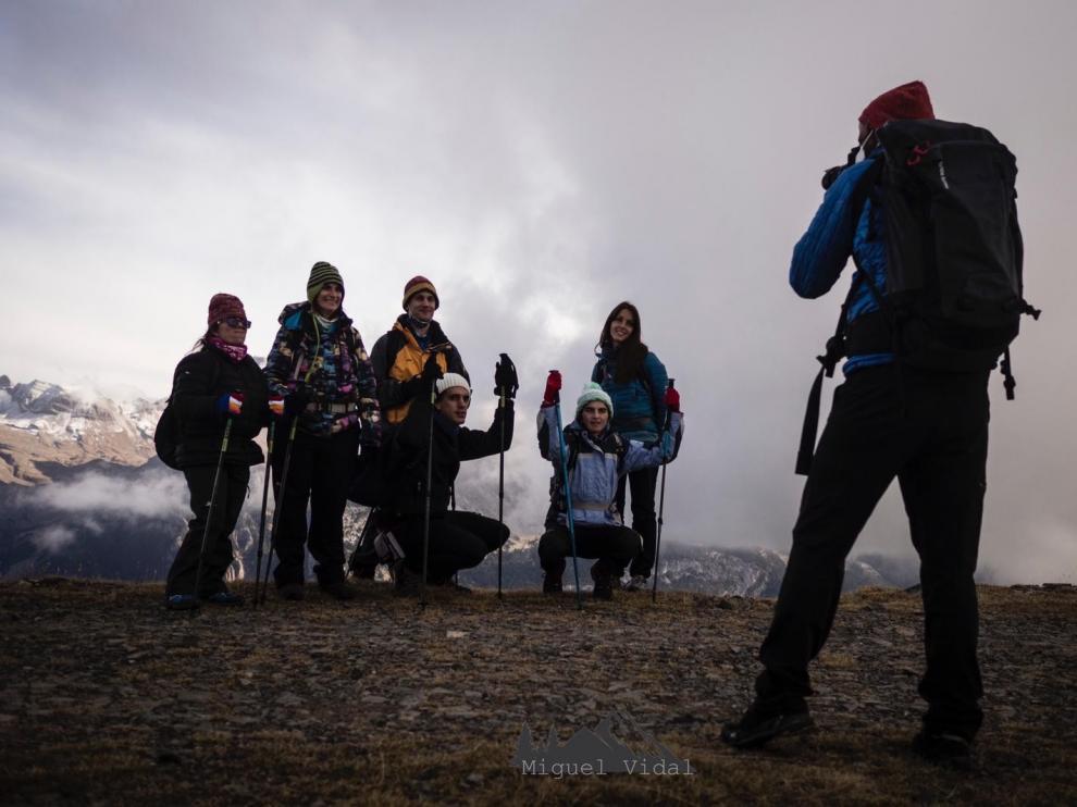 El Centro Ignacio Claver de Valentia pone en marcha un equipo de montaña