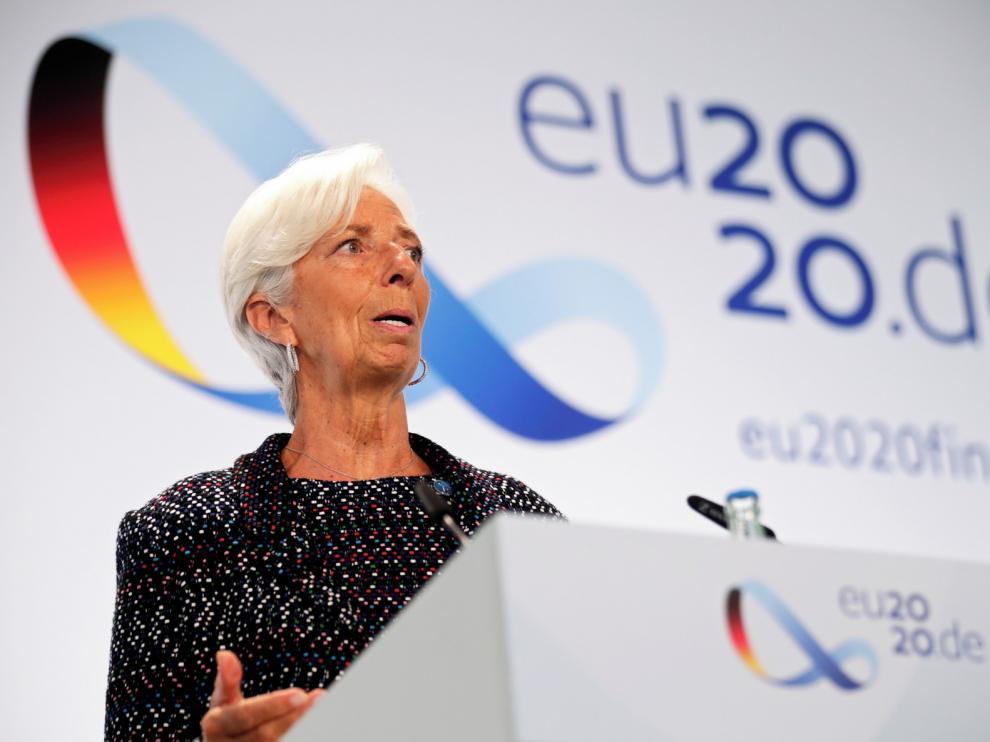 El BCE aprueba un programa de estímulos en respuesta a la crisis