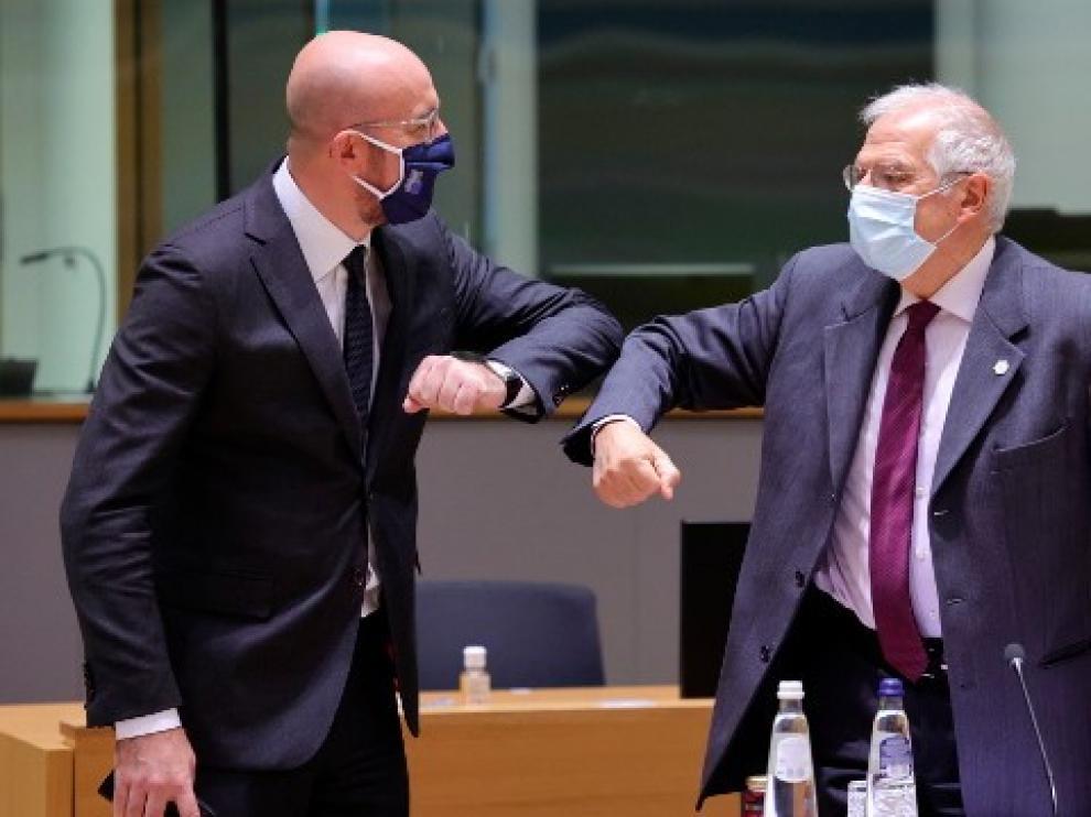 Desbloqueado el fondo de recuperación europeo tras sortear el veto de Hungría y Polonia