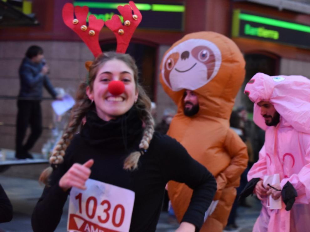 No habrá Carrera de Navidad ni San Silvestre en Huesca
