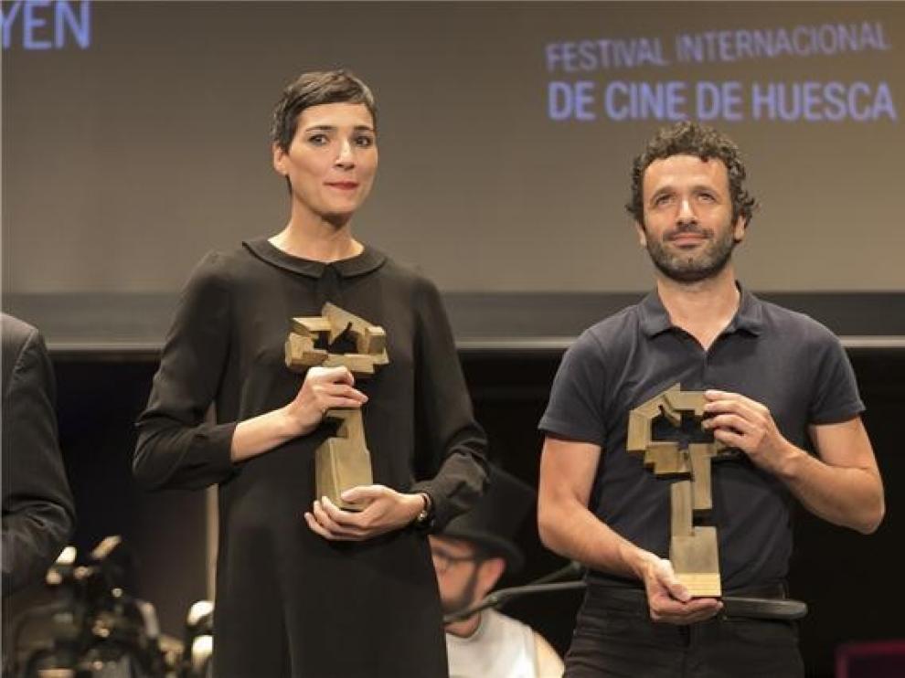 """Los Premios Feroz nominan a Megan Montaner y """"Las niñas"""""""
