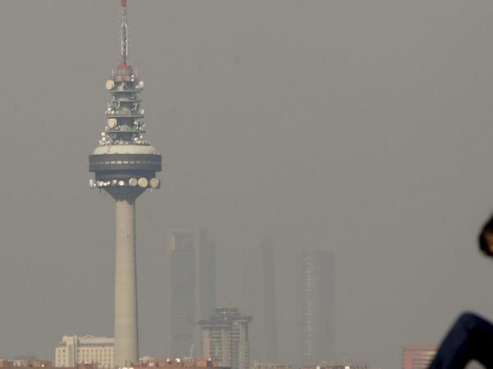 Baja un 38 % la contaminación del aire urbano en España