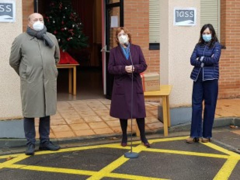 Los usuarios de residencias de Aragón que hayan pasado la covid podrán ir con sus familias en Navidad