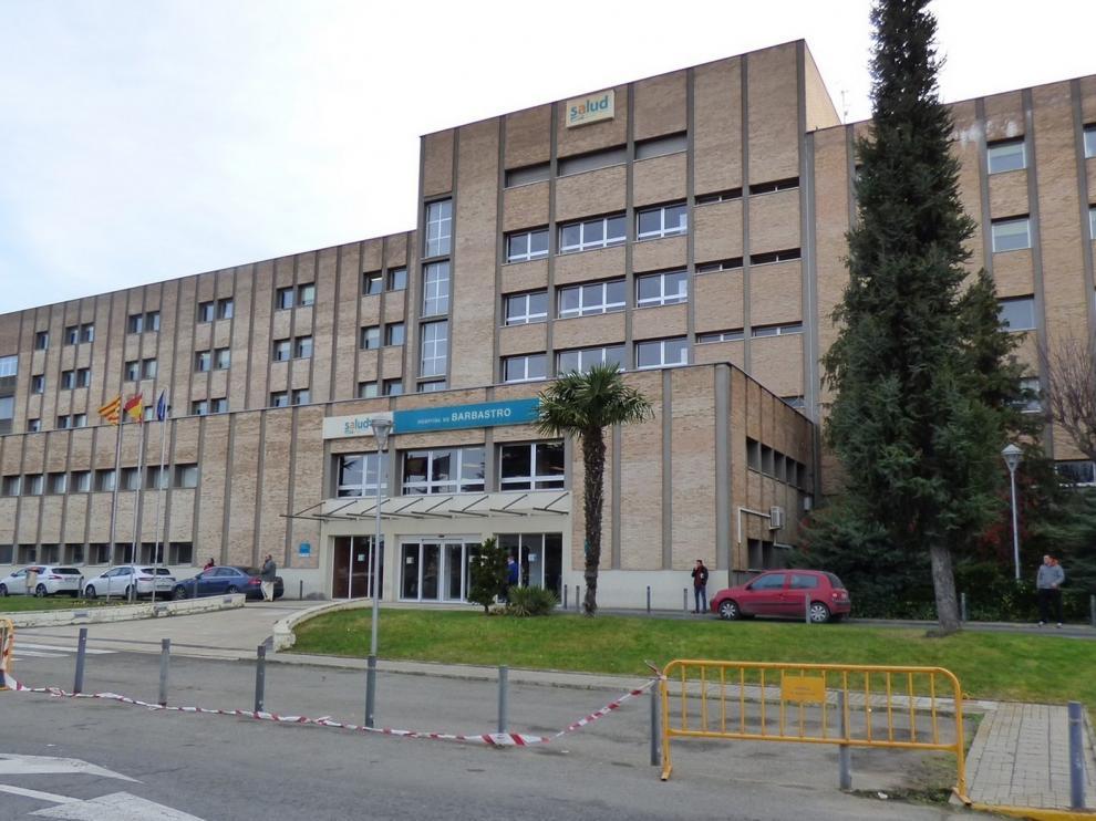 La cifra de pacientes ingresados en la provincia de Huesca baja hasta setenta