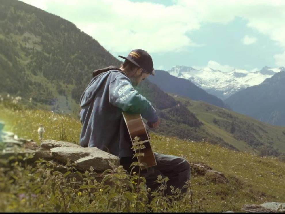 El grupo Jarabe de Palo lanza un nuevo vídeo rodado en el Pirineo