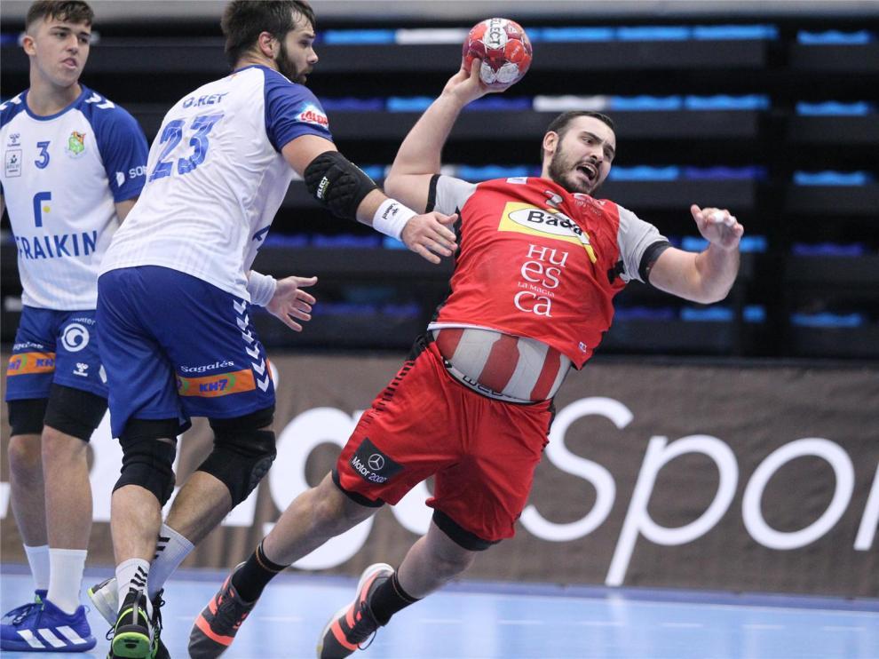 Bada juega por el tercer puesto con Logroño