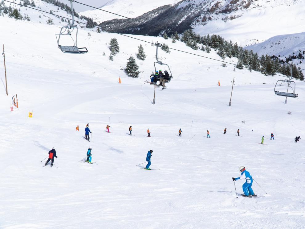 """""""El esquí no es esnobismo, somos trabajadores y necesitamos ayudas"""""""