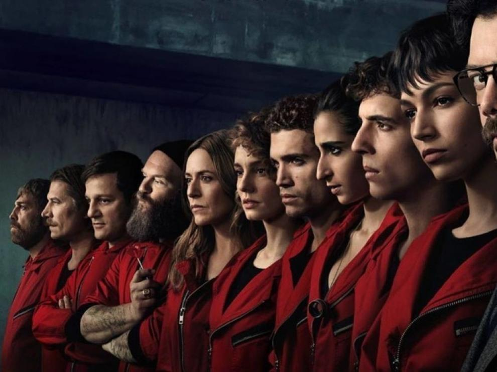 La ficción de España, lo más visto en Netflix en este 2020