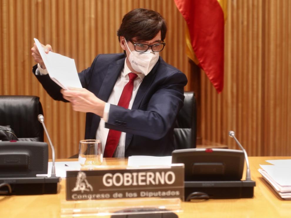 Illa dice que la vacuna es efectiva contra nueva cepa, aún no detectada en España