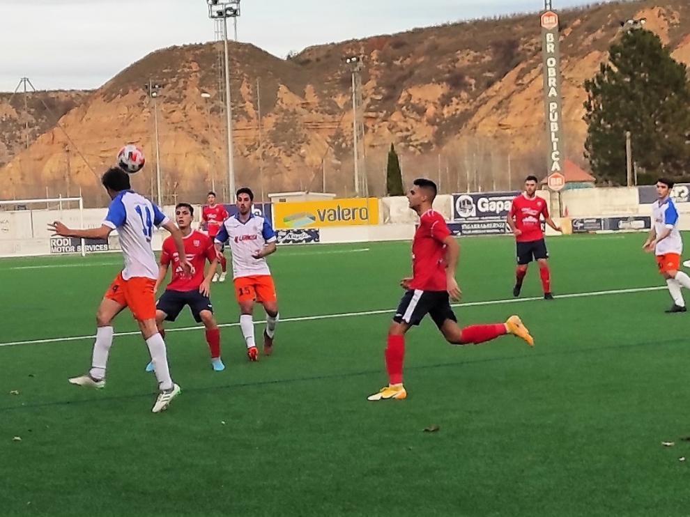 El gol vuelve a ser la asignatura pendiente del Fraga en casa