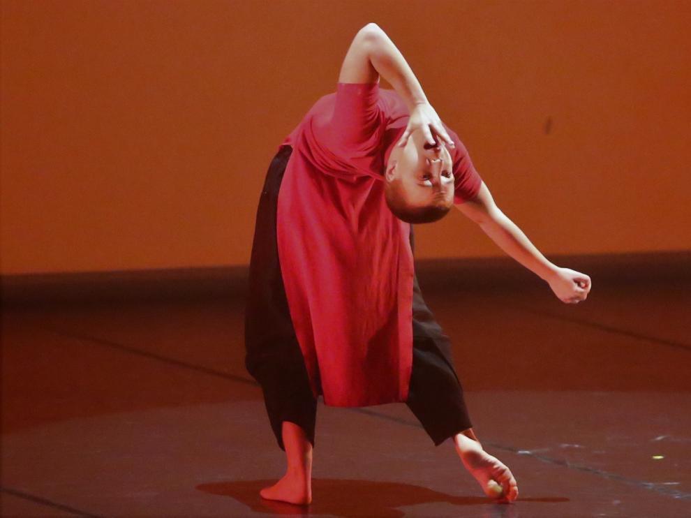 La Velada Osca Danza conquista al público con propuestas muy diversas