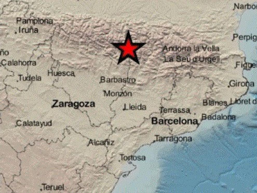 """Terremoto en el Alto Aragón: """"Fueron solo unos segundos, pero se hicieron eternos"""""""