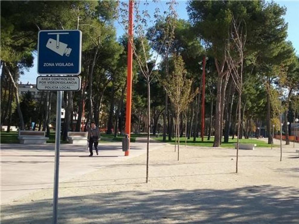 Visto bueno a la instalación de cinco videocámaras en Huesca