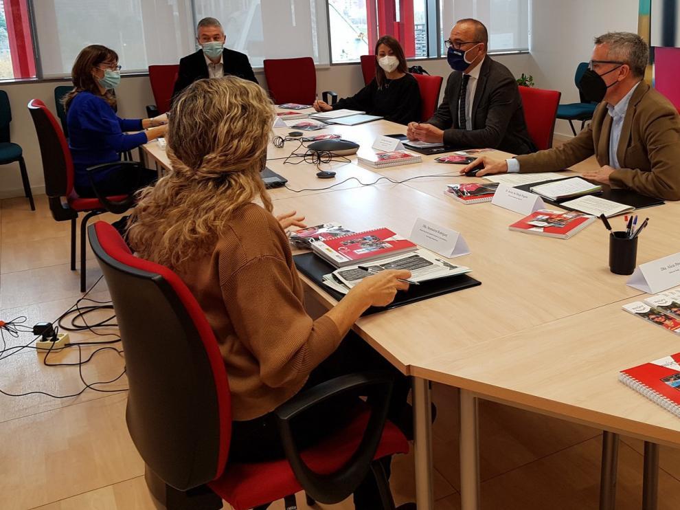El Gobierno de Aragón crea la Mesa de Mujer y Deporte