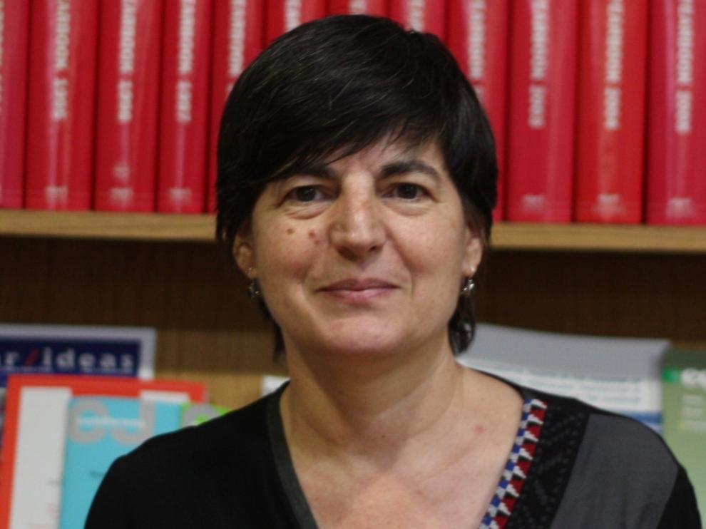 """María Jesús Luna: """"Hay una fragmentación en la sociedad que facilita los discursos de odio"""""""