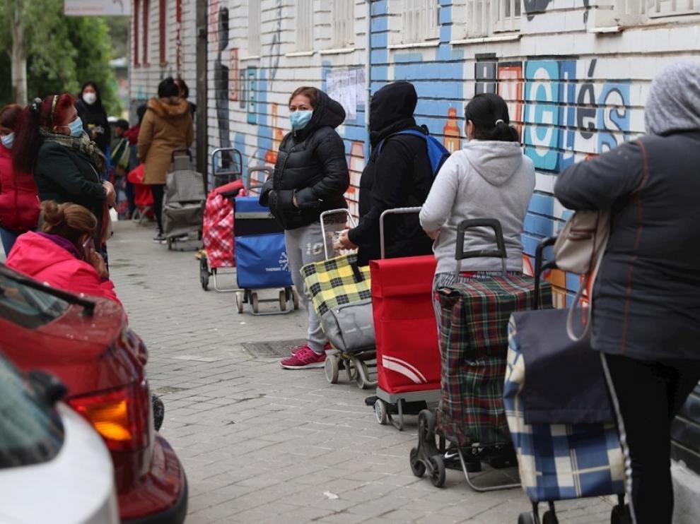 Medicus Mundi y Médicos del Mundo piden ante las Cortes fondos adicionales para la pandemia
