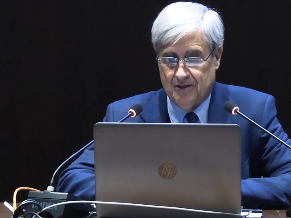 """Juan José Badiola: """"La Navidad va a definir qué va a pasar en enero, febrero y marzo"""""""
