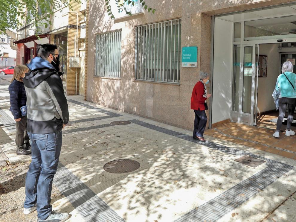 Continúan las reivindicaciones del barrio del Perpetuo Socorro de Huesca