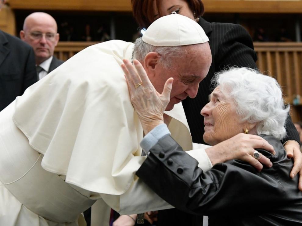 El papa Francisco, en una nueva serie documental de Netflix