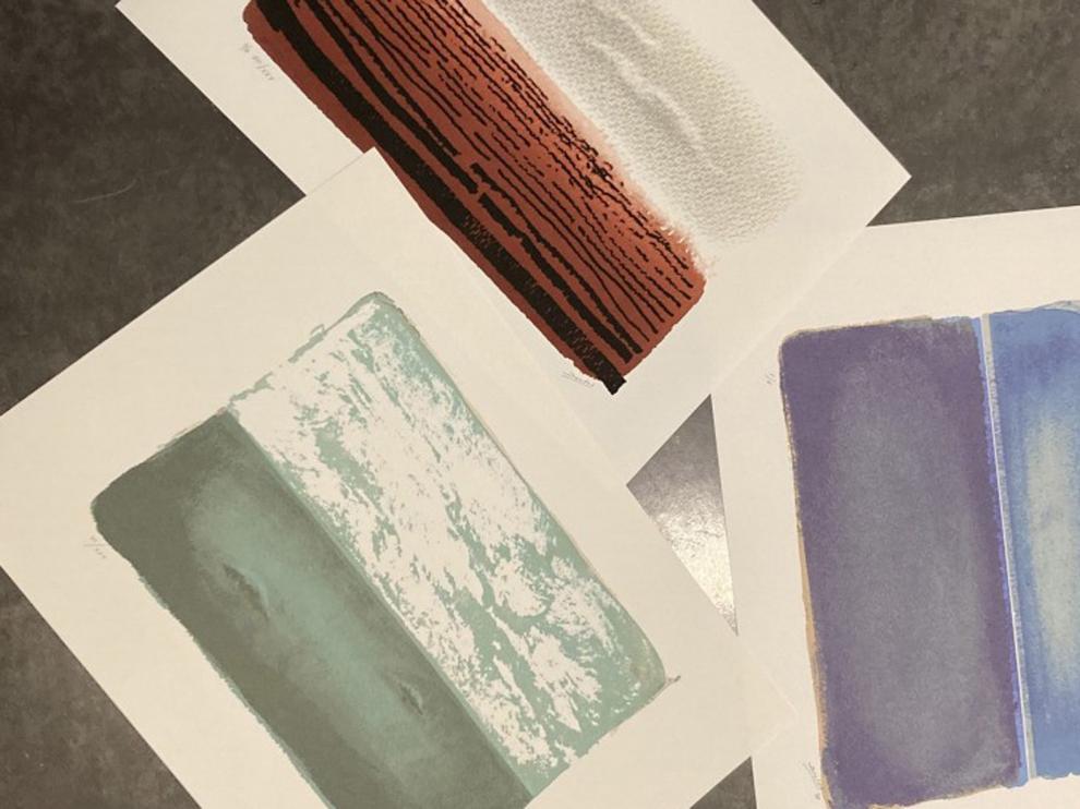 El Centro de Arte y Naturaleza pone a la venta cinco serigrafías de José Beulas