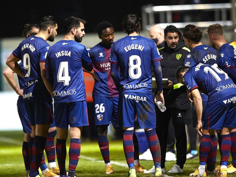 El Huesca confirma un positivo en su plantilla no deportiva