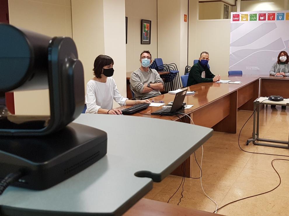 Aragón se integra en una red de regiones europeas en lucha contra el lindano