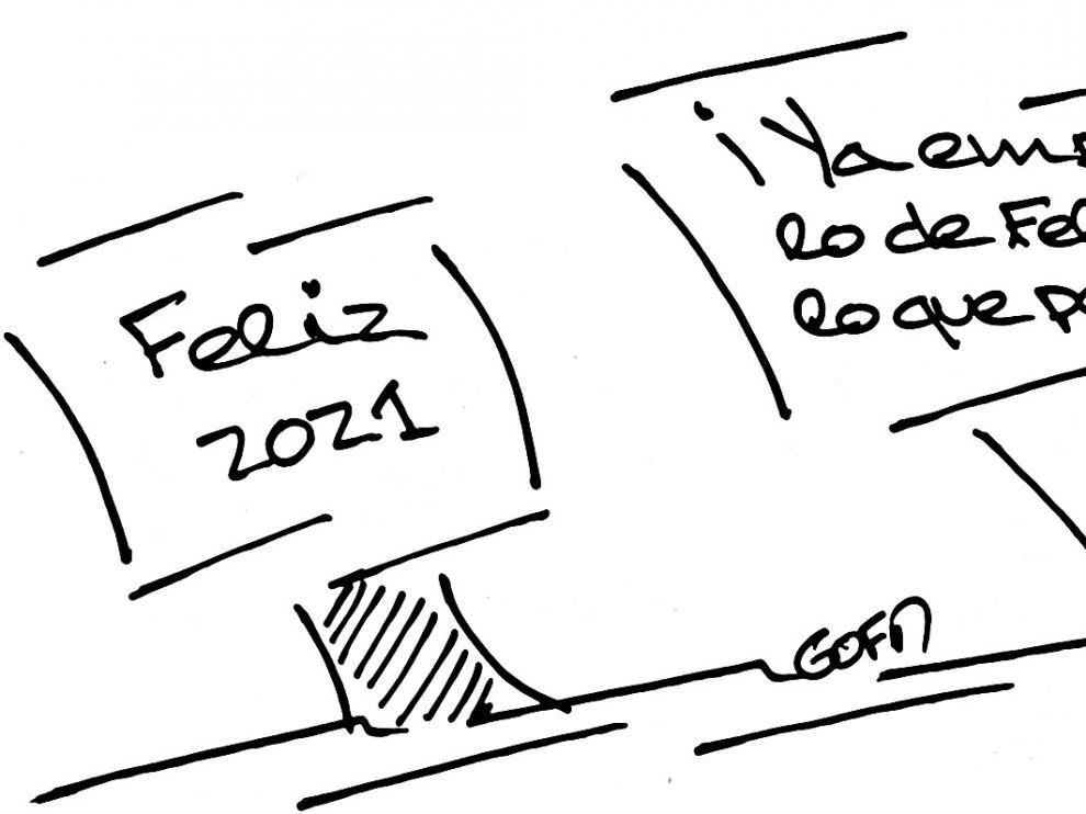 El humor de Gofi