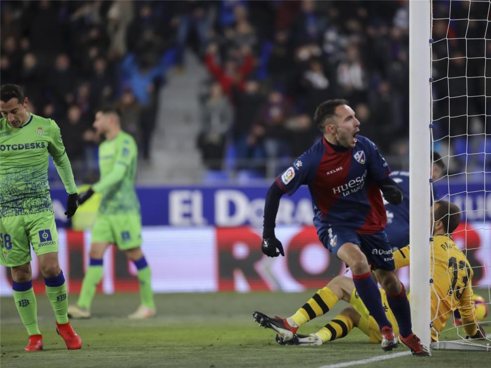 El Huesca-Betis ya tiene fecha y hora
