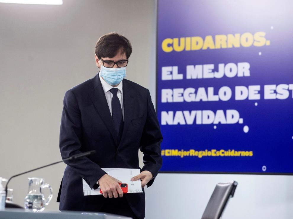 España empezará a vacunar contra el coronavirus el 27 de diciembre