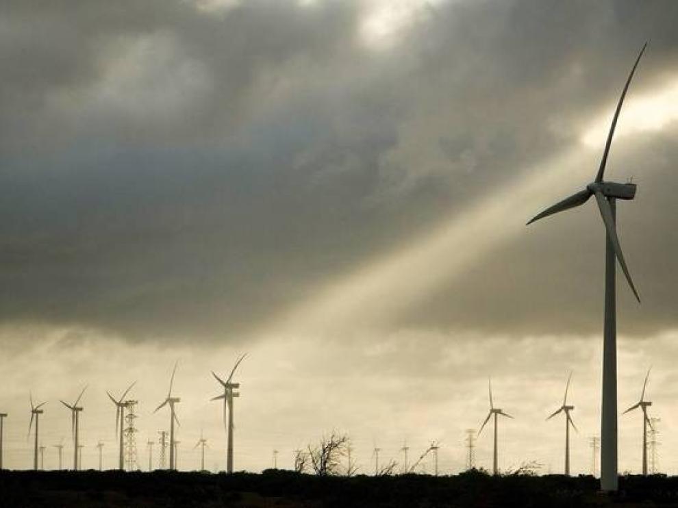 Villar Mir Energía invertirá 140 millones en dos parques eólicos en Huesca y Palencia