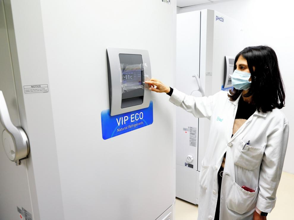 Aragón usará la vacuna de Pfizer en las residencias