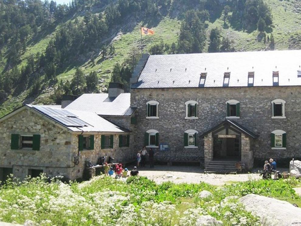 La FAM enumera los ocho refugios de montaña abiertos en el Pirineo