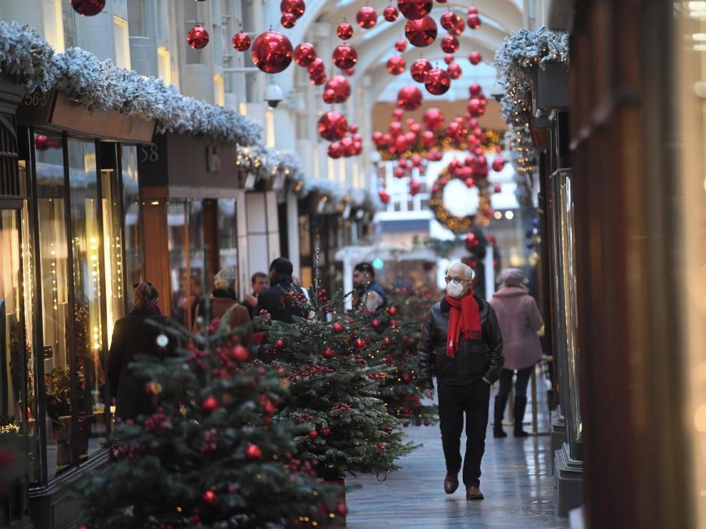 Miedo en Europa a que las Navidades agraven la situación pandémica