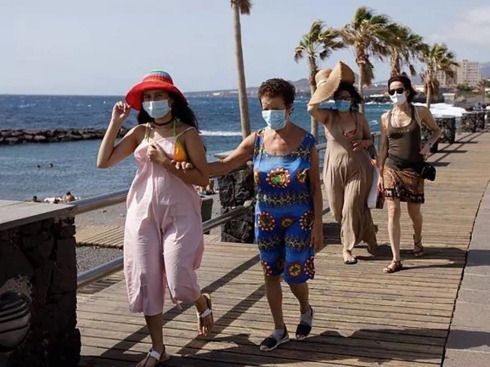 La covid arrasa con el turismo, que retrocede a cifras de hace 25 años