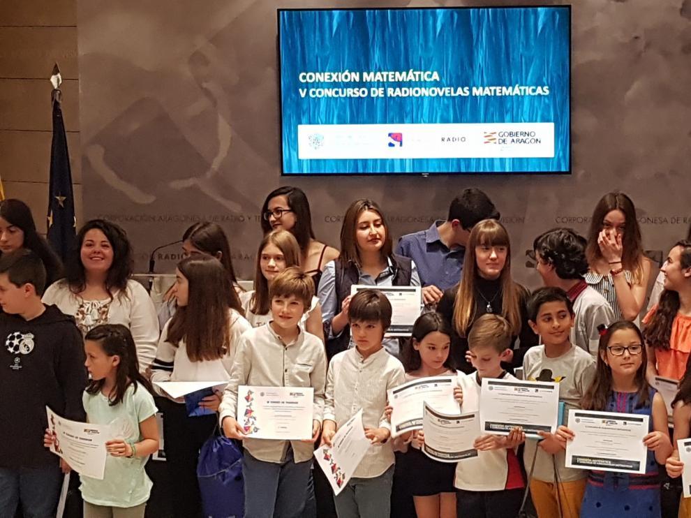 Arranca el Concurso de Radionovelas Matemáticas en Aragón