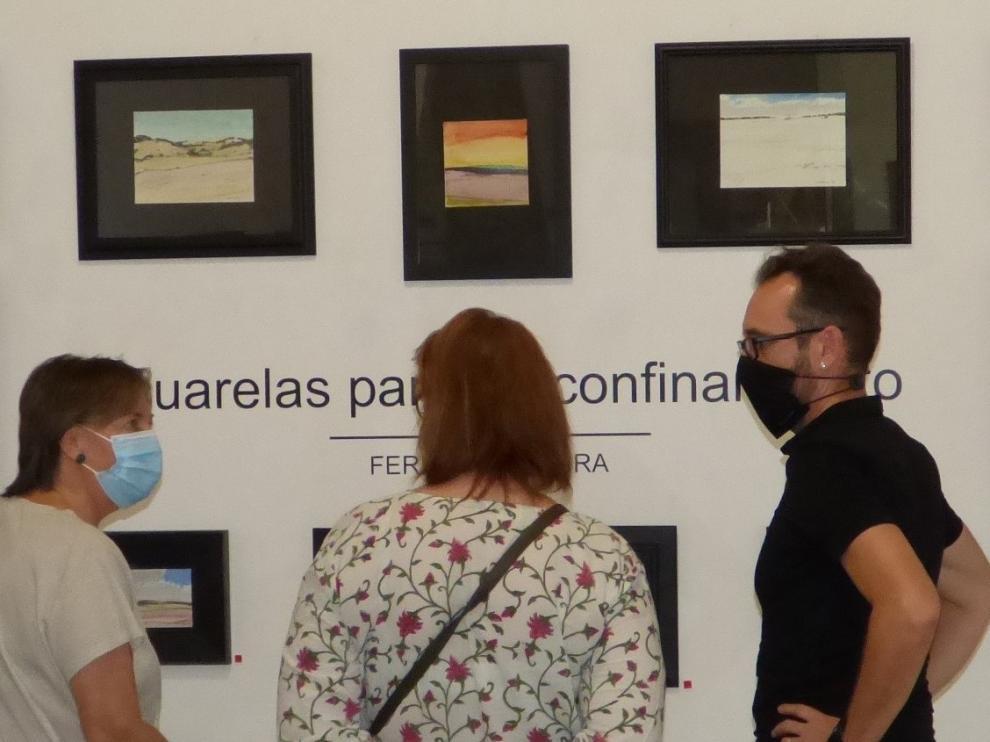 Sabiñánigo: el Museo de Dibujo invita a regalar arte