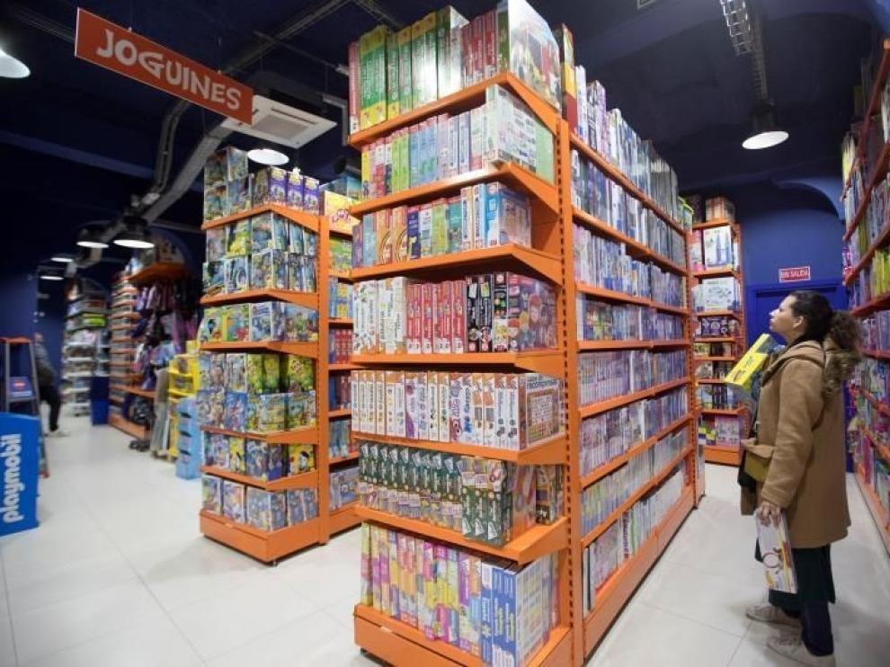 Las restricciones frenan las ventas de juguetes en Navidad