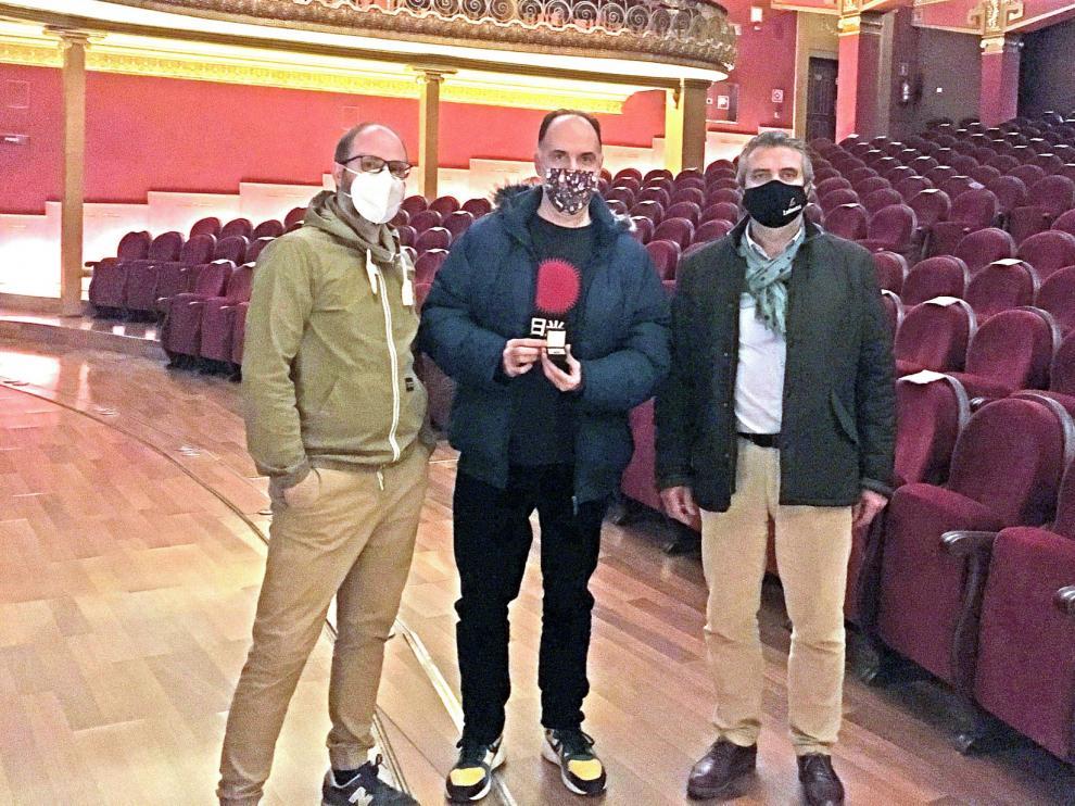 El Teatro Olimpia rinde un homenaje a Luis Lles