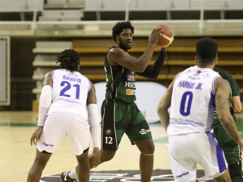 El Levitec Huesca busca buenas sensaciones contra Granada