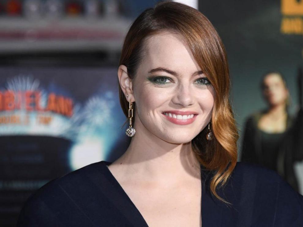 """Emma Stone regresará a la pequeña pantalla con la comedia """"The Curse"""""""