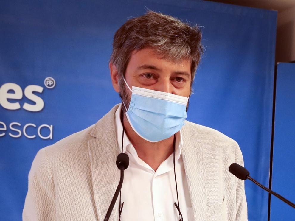 """El PP prepara un frente institucional inmediato en defensa de la nieve y denuncia la """"manipulación"""" de Lambán"""
